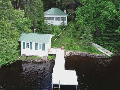 Forest County, Iron Wi County, Langlade County, Lincoln County, Oneida County, Vilas County Single Family Home For Sale: 4058w Shea Rd