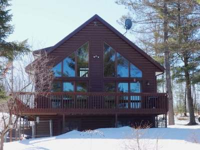 Iron Wi County Single Family Home Active Under Contract: 2388w Hwy 182
