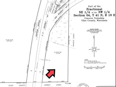 Eagle River Residential Lots & Land For Sale: 7 Ac On Hwy 45