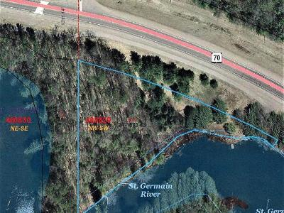 Residential Lots & Land For Sale: On Hwy 70