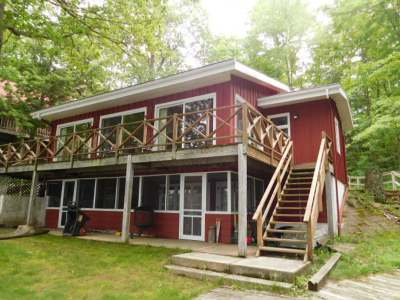Summit Lake Single Family Home For Sale: N9246 North Shore Rd