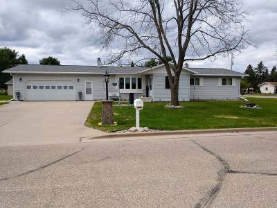 Antigo Single Family Home For Sale: 936 Sunset Dr