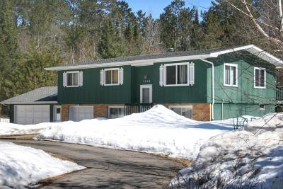 Eagle River Single Family Home Active O/C: 1246 Moonlite Dr