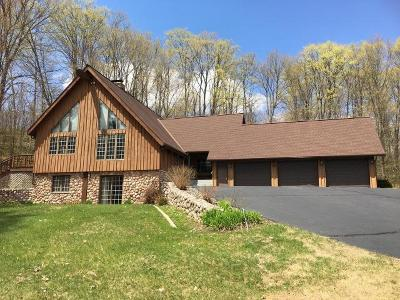 Antigo Single Family Home For Sale: N2140 Hillside Rd