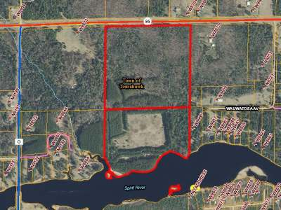 Residential Lots & Land For Sale: 61 Acres Hwy 86
