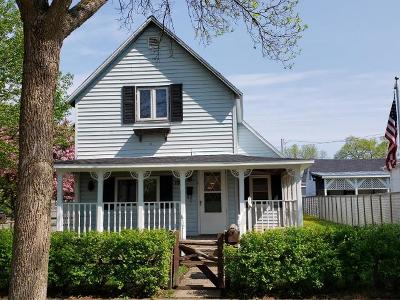 Tomahawk Single Family Home Active Under Contract: 123 Washington Ave E