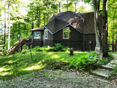 Pickerel Single Family Home For Sale: 1442 Lily Lake Ln