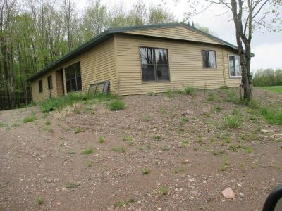 Phillips Single Family Home For Sale: Near Cth H