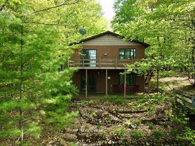 Lincoln County, Price County, Oneida County, Vilas County Single Family Home For Sale: 7140 Mildred Ln