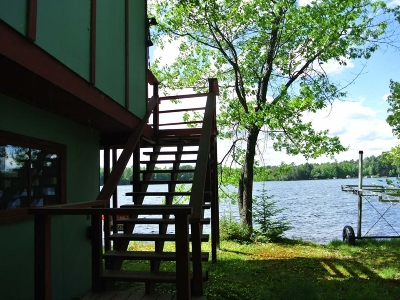 Three Lakes WI Single Family Home Active Under Contract: $225,000