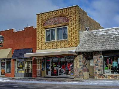Eagle River Commercial For Sale: 107 Wall St E