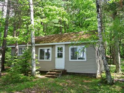 Three Lakes WI Single Family Home For Sale: $225,000