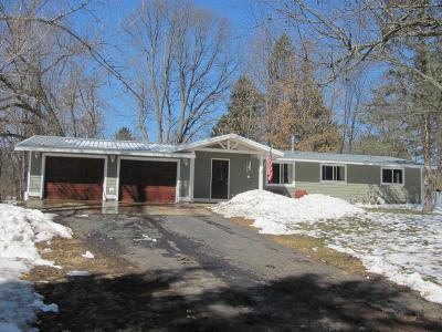 Tomahawk Single Family Home Active Under Contract: N10477 Echo Valley Rd
