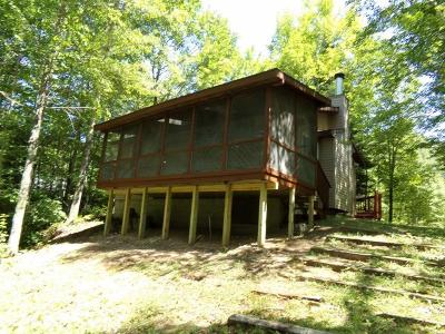 Forest County, Iron Wi County, Langlade County, Lincoln County, Oneida County, Vilas County Single Family Home For Sale: 1137 Squaw Lake Ln N