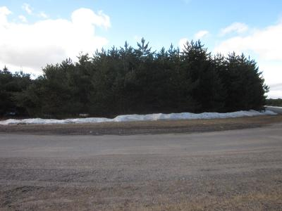 Three Lakes Residential Lots & Land For Sale: On Oneida Farms Rd #Lot