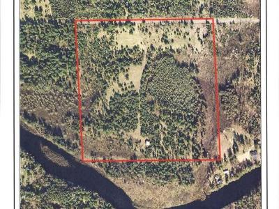 Residential Lots & Land For Sale: N15499 East Rd