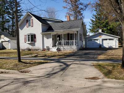 Antigo Single Family Home For Sale: 624 Badger Ave