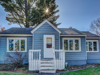 Eagle River Single Family Home For Sale: 319 Silver Lake Rd