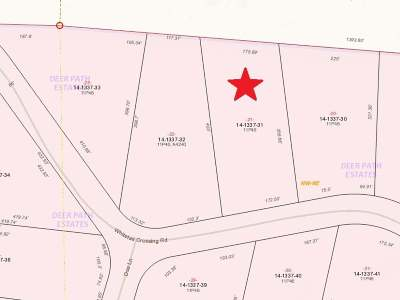 Eagle River WI Residential Lots & Land Active O/C: $19,900