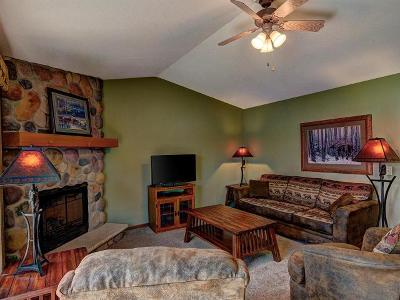 Forest County, Iron Wi County, Langlade County, Lincoln County, Oneida County, Vilas County Condo/Townhouse For Sale: 1972 Wild Eagle Ln #204