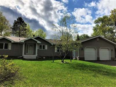 Price County Single Family Home For Sale: N16347 S Newman Lake Rd