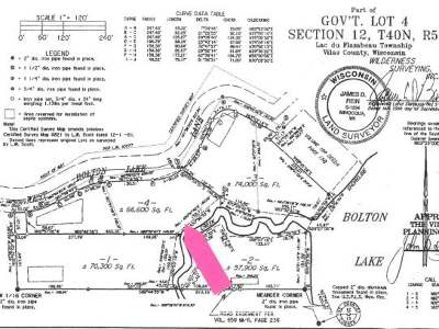 Residential Lots & Land For Sale: On Bolton Lake Ln W