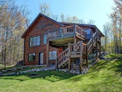 Presque Isle Single Family Home For Sale: 7287 Birch Bark Dr