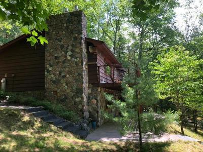 Minocqua Single Family Home For Sale: 9285 Davies Rd
