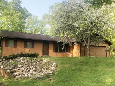 Crandon Single Family Home For Sale: 8435 Northview Dr