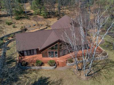 Lincoln County, Price County, Oneida County, Vilas County Single Family Home For Sale: 5605 Moon Lite Bay Rd