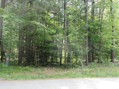 Tomahawk Residential Lots & Land For Sale: Lots7-8 Woodland Dr