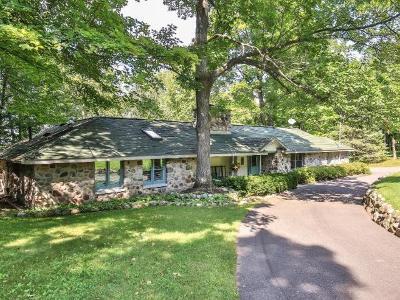 Lac Du Flambeau Single Family Home For Sale: 3155 Simpson Ln