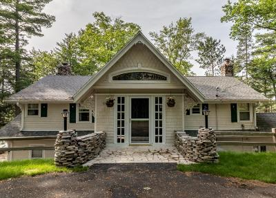 Single Family Home For Sale: 7206 Olson Rd