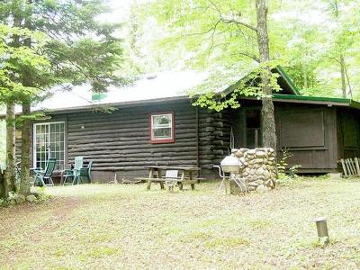 Forest County, Iron Wi County, Langlade County, Lincoln County, Oneida County, Vilas County Single Family Home For Sale: 4418 Riverstone Dr
