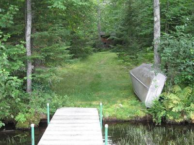Forest County, Iron Wi County, Langlade County, Lincoln County, Oneida County, Vilas County Single Family Home For Sale: 8564 Murphy Lake Rd