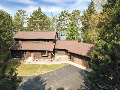 Lincoln County, Price County, Oneida County, Vilas County Single Family Home For Sale: 3252 Cth C