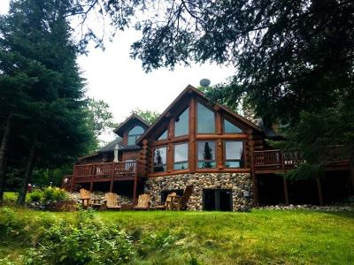 Presque Isle Single Family Home For Sale: 7931 Frontier Rd