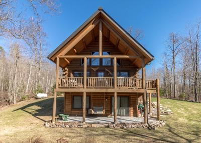 Lac Du Flambeau Single Family Home Active Under Contract: 3085 Cth D