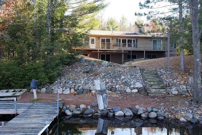 Minocqua Single Family Home Active Under Contract: 8984 Forest Ln