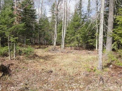 Tomahawk Residential Lots & Land For Sale: N8730 Lowery Rd