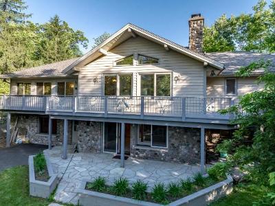 Lac Du Flambeau Single Family Home For Sale: 3125 Eagle Point Way