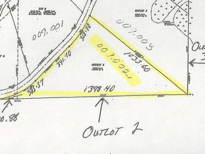 Pickerel Residential Lots & Land For Sale: Outlot 2 Crawford Lake Rd