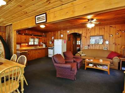 Forest County, Iron Wi County, Langlade County, Lincoln County, Oneida County, Vilas County Condo/Townhouse For Sale: 7514 Antlers Crossing Ct #3