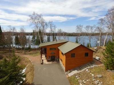 Presque Isle Single Family Home For Sale: 7769 Rustic Rd