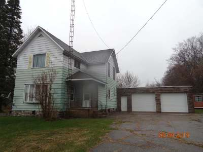Crandon Single Family Home Active Under Contract: 900 W Pioneer St