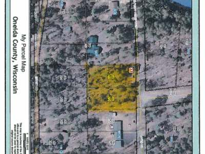 Tomahawk Residential Lots & Land For Sale: On Myre Rd