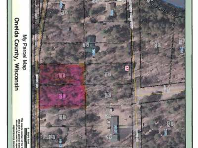 Tomahawk Residential Lots & Land For Sale: On Ernst Rd