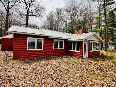 Three Lakes Single Family Home Active Under Contract: 8232 Hull Rd