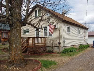 Park Falls Single Family Home Active Under Contract: 848 Atwood Ave