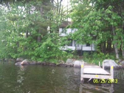 Forest County, Iron Wi County, Langlade County, Lincoln County, Oneida County, Vilas County Single Family Home For Sale: 658 Cth G #18